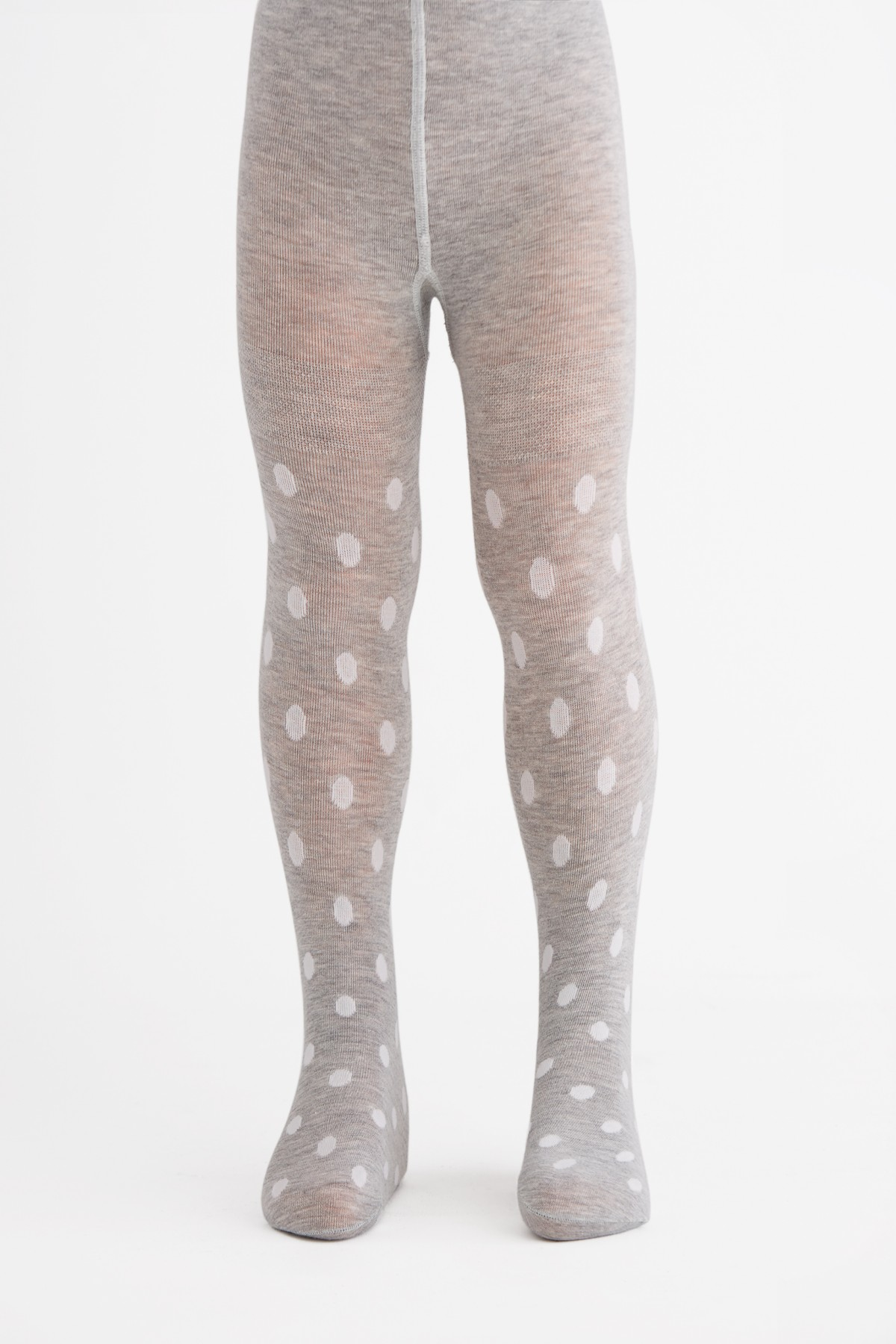 180 DEN PATTERNED COTTON BABY TIGHT