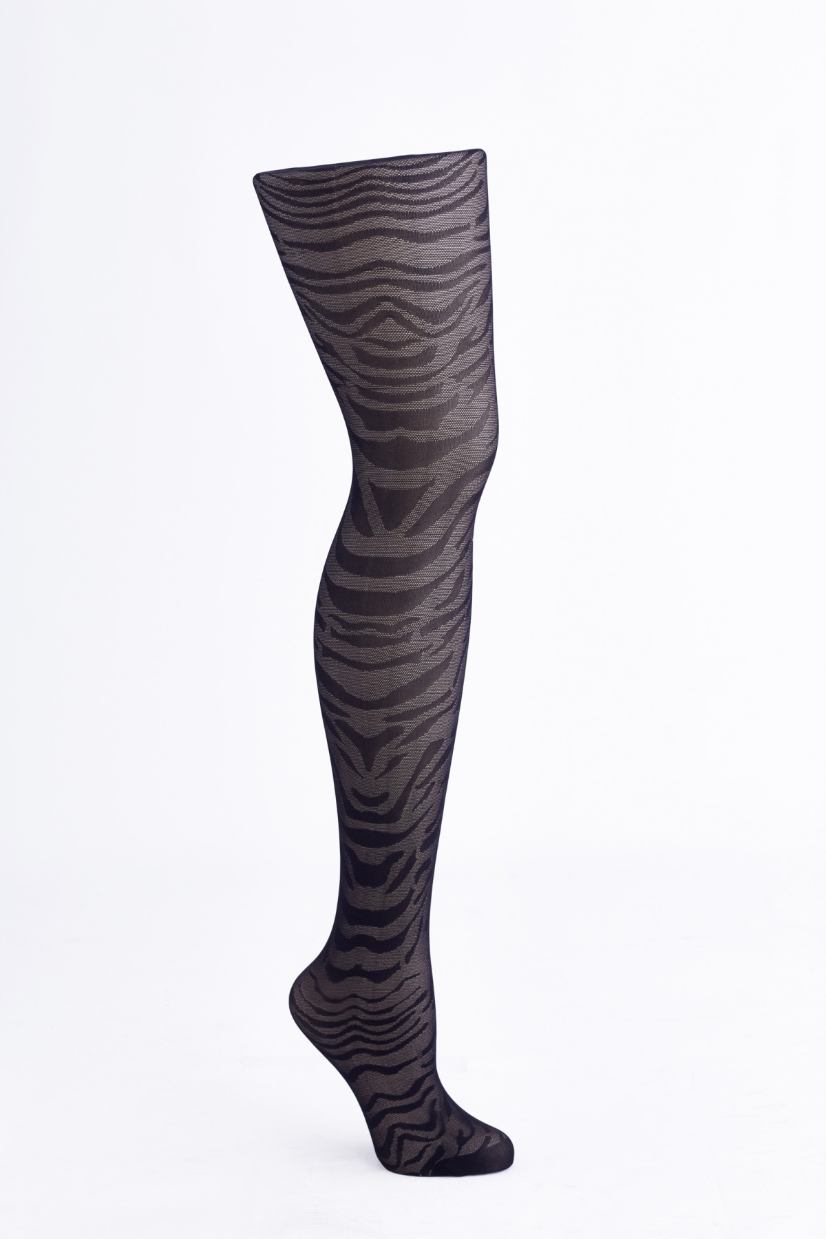 40 DEN PATTERNED WOMAN TIGHT